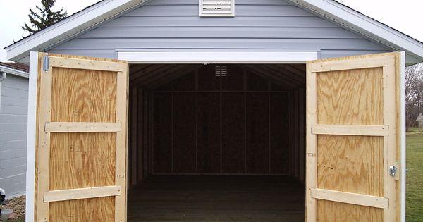 Shed Doors Deere Shed Pinterest Doors Storage And