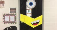 Batman superhero minion door decoration | In Love With ...