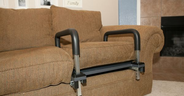 Couch Aid Standing Assist  place right on your own couch