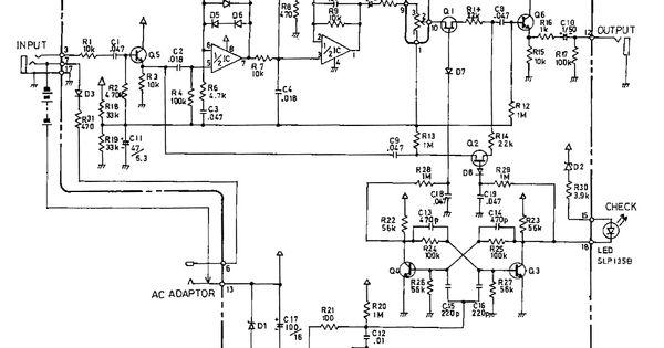dallas arbiter fuzz face circuit diagram