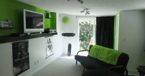 Xbox Theme Living Room Decorating Pinterest Discover
