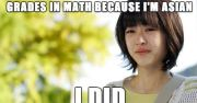 asian stereotype problems laughs