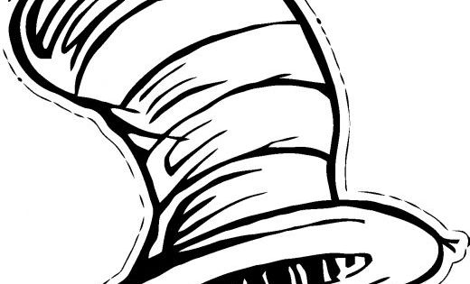 Fun Coloring Pages: Cat in the Hat Coloring Pages (Dr