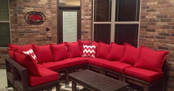 Outdoor Sectional  Do It Yourself Home Projects from Ana