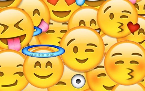 Cute Wallpapers With Emojis Many Emoji Emoji Wallpapers Pinterest Emoji