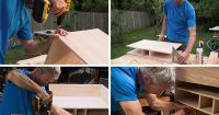 How to Build Your Own Camp Kitchen Chuck Box | Chuck box ...
