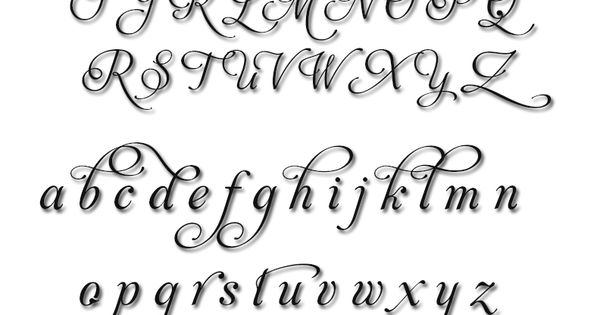 Fonts :: Embroidery Fonts :: Fairytale Font: Includes 1.5