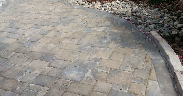 napoli appian pavers  Catonsville backyard patio Appian