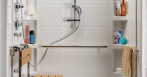 Designed For Seniors Hydrotherapy Walk In Shower Get Pain
