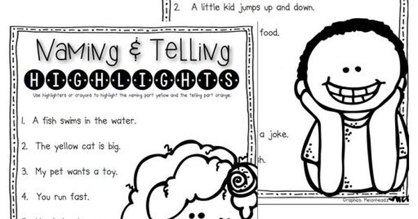 First Grade Blue Skies: Farm, Pout-Pout Fish, and Parts of