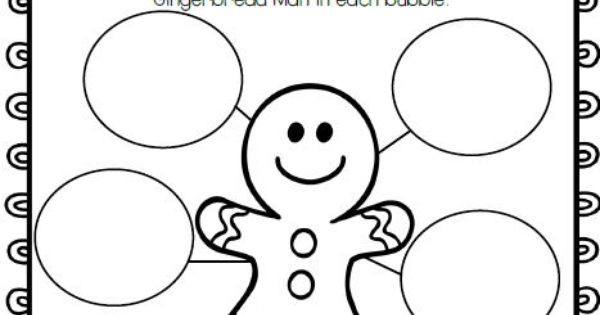 Gingerbread Baby & The Gingerbread Man (Compare and