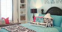 Cute and Cool Teenage Girl Bedroom Ideas   Teen, Bedrooms ...