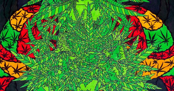 Marijuana Animated Wallpaper Mary Jane Weed Wallpaper Trippy Bing Images Trippy