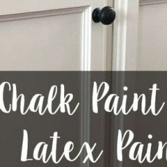 How To Resurface Kitchen Cabinets Countertop For The Pros And Cons Of Chalk Paint Latex When ...