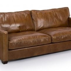 Brooklyn 3 Seater Sofa Freedom Large Throw Overs For Sofas Coco Republic Douglas - Old Saddle | Couch Hunt ...