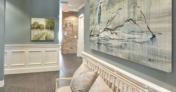 Benjamin moore sea pine paint color AC17  LOVE  Paint Colors for the Home  Pinterest