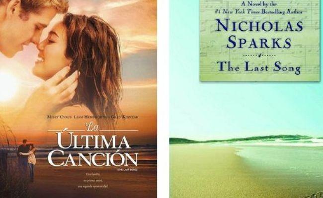 Película Y Libro La Ultima Canción The Last Song