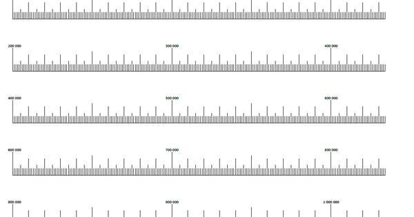 Des droites graduées pour travailler les nombres décimaux