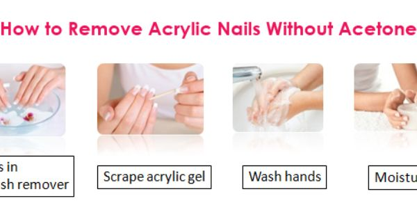 How To Take Acrylic Nails At Home 28 Images Remove