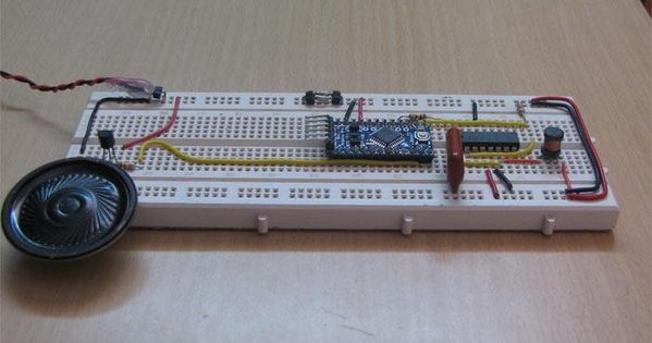 Pin Metal Detector Schematic Circuit Using Cs209a On Pinterest