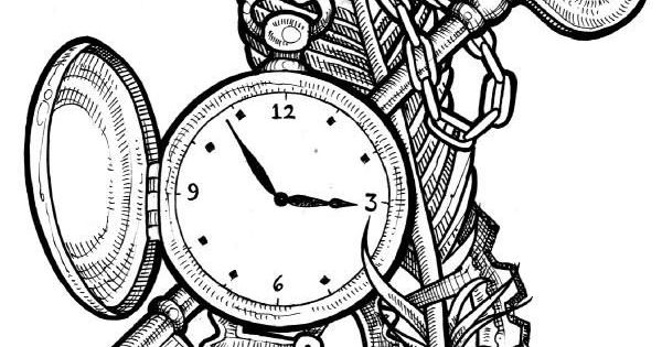 Pocket Compass Coloring Pages