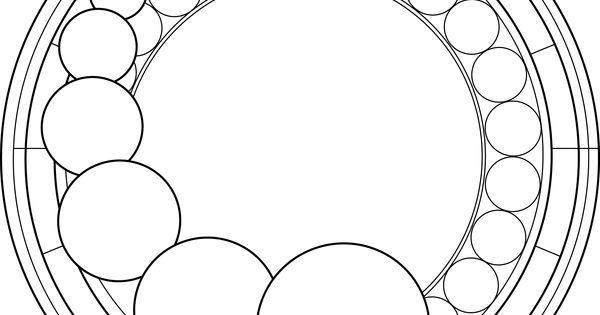 KH Stained Glass Template by *tarynsgate on deviantART