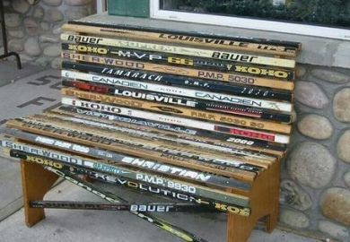 Images About Hockey Stuff Re Used On Pinterest