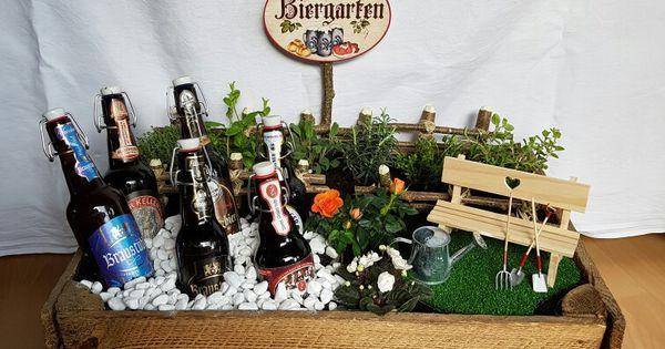 Selbstgemachtes Geschenk Für Freundin Biergarten Geschenk