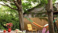 Small + Simple Outdoor Living Spaces | Inexpensive ...