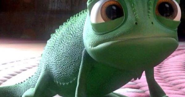 Cute Wallpaper For My Room Dont Go Ill Miss You Rapunzel S Lizard Cute Disney
