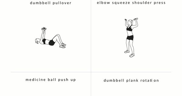 Top 10 Exercises To Lift, Firm & Perk Up Your Breasts