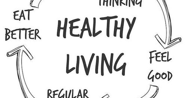 What is Healthy Living? It's a combination of constant