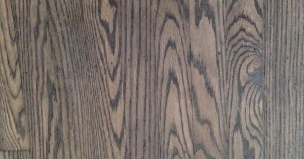 Red oak floors minwax ebony stain and water base poly