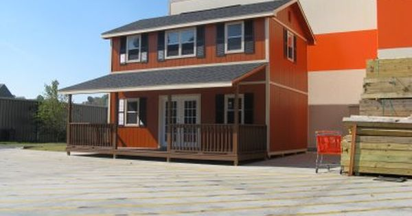 Home Depot ShedI would like in it  House Plans