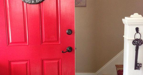 Door Color Is Quot Show Stopper Quot By Sherwin Williams Fleur De