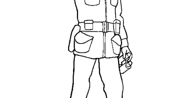 Honor Army Soldier printable coloring pages for kids boys