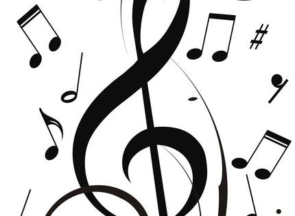 Cool Music Notes Designs To Draw Cool music notes designs
