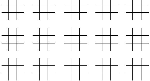tic tac toe printable- add this to their dry-erase books