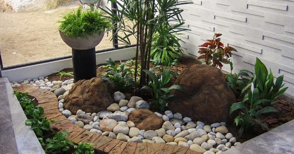 landscaping small