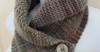 Shawl Collared Cowl knitting pattern and more cowl