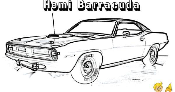 1970 Plymouth Hemi Barracuda 4-Speed $4 million... You Can