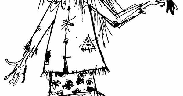 AUSMALBILDER DIE KLEINE HEXE - Ausmalbilder für kinder
