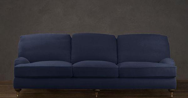 english arm sofa restoration hardware inexpensive sofas uk roll upholstered in ...