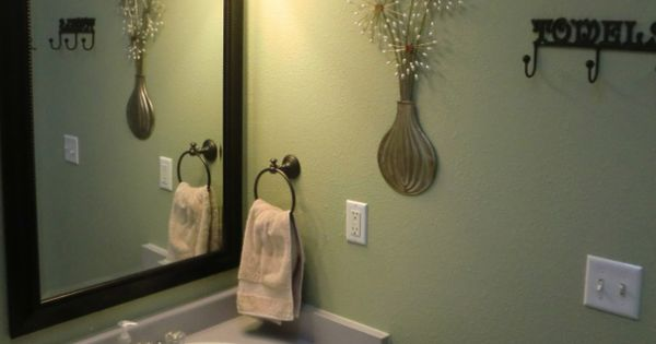 Behr Restful Kitchen Color Green Paint Pinterest