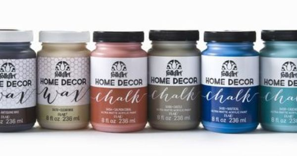 Upcycle Chalk Paint Projects