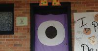 Monster door | Classroom Door ideas | Pinterest | Aliens ...