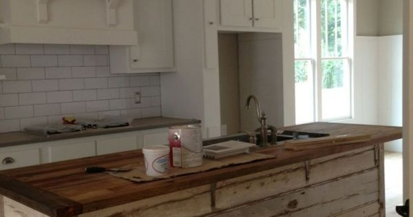 for the kitchen island by carina8  flip or flop