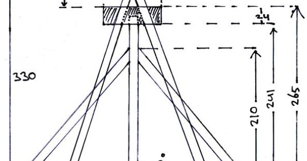 Trebuchet (working) Model Step by Step Free Plans and