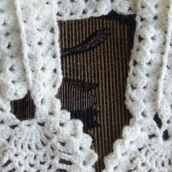 How To Make Crochet Pattern Diagram Panasonic Home Theater Wiring Crochetkari: Pineapple Neck Warmer | Scarf -- Keyhole Pinterest