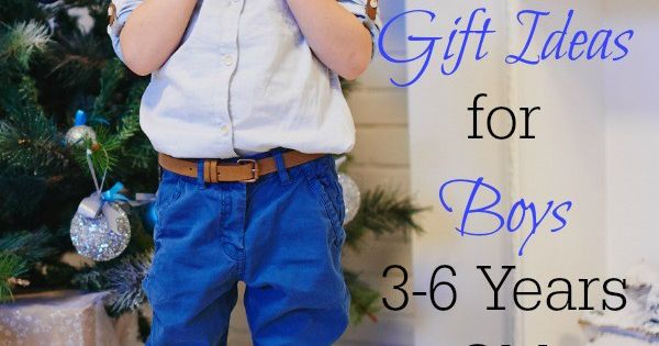 Want The Perfect Gift Ideas For Little Boys